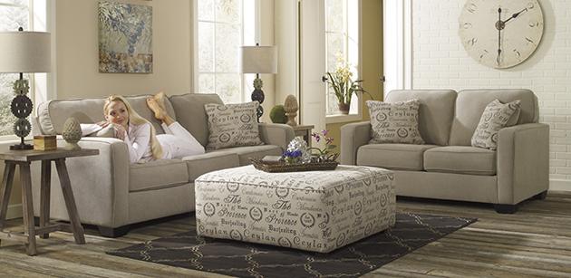 Living Room Landing Page Sofa Sets